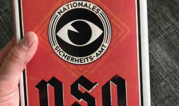 nsa – das erste Mal für Bastei Lübbe rezensieren