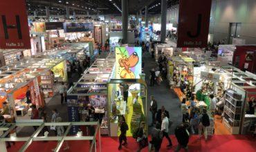 Frankfurter-Buchmesse: die Freitag-Highlights